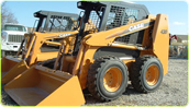 Heavy equipment rental